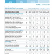 Chaffoteaux Arianext Lite 50 M Link 7.1 kw Αντλία θερμότητας χαμηλών θερμοκρασιών Μονοφασική